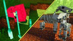 Minecraft 1.13 Snapshot 18w20a
