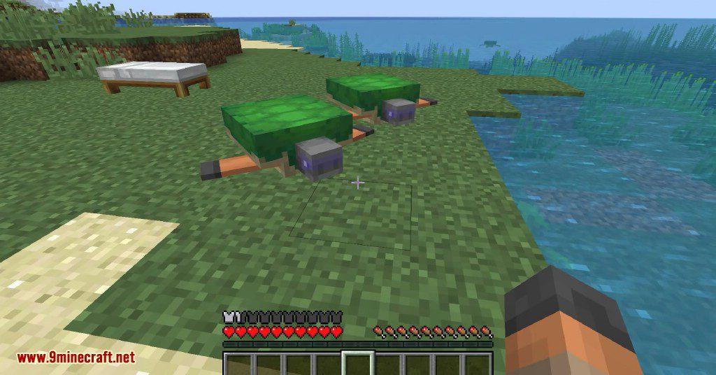 Minecraft 1.13 Snapshot 18w20a Screenshots 2