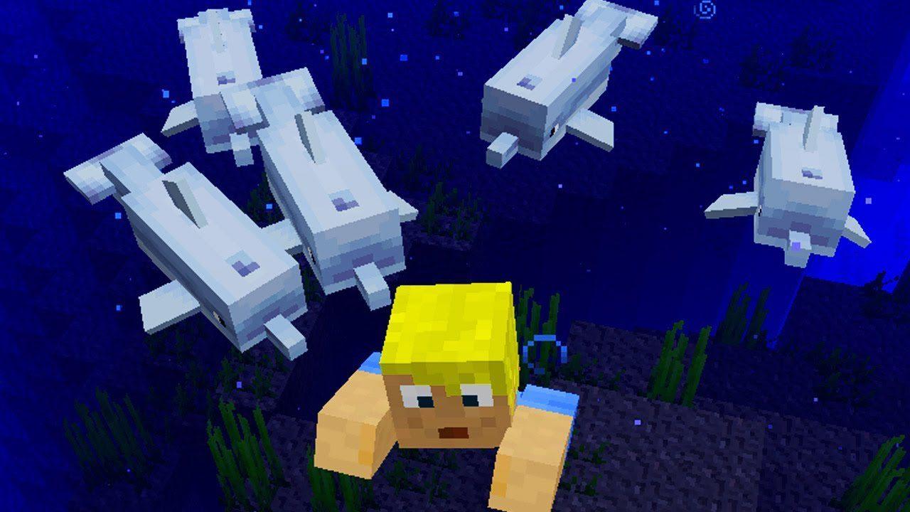 Minecraft 1.13 Snapshot 18w21a