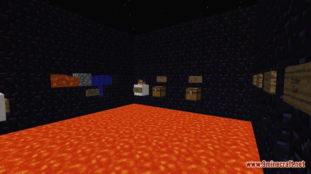 Modern Cube Skywar Map Screenshots 1