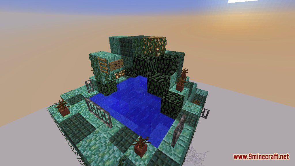 Modern Cube Skywar Map Screenshots 12