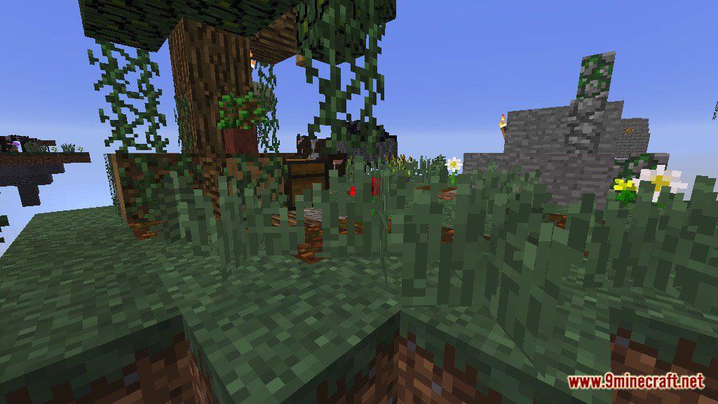 Modern Cube Skywar Map Screenshots 5