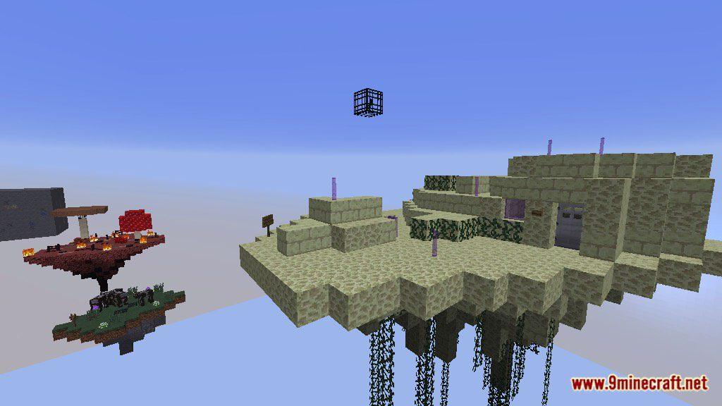 Modern Cube Skywar Map Screenshots 8