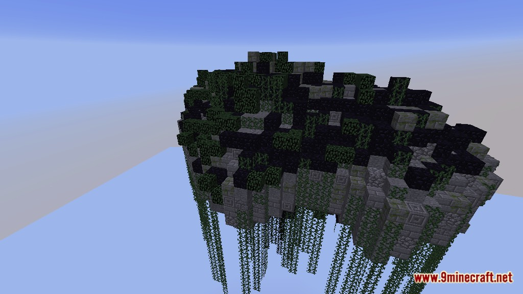 Modern Cube Skywar Map Screenshots 9