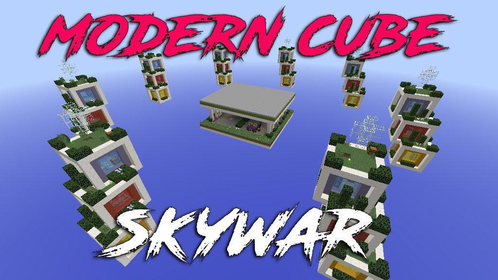 Modern Cube Skywar Map Thumbnail