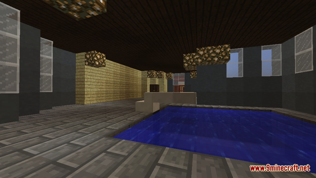 Modern Secret House Map Screenshots 1
