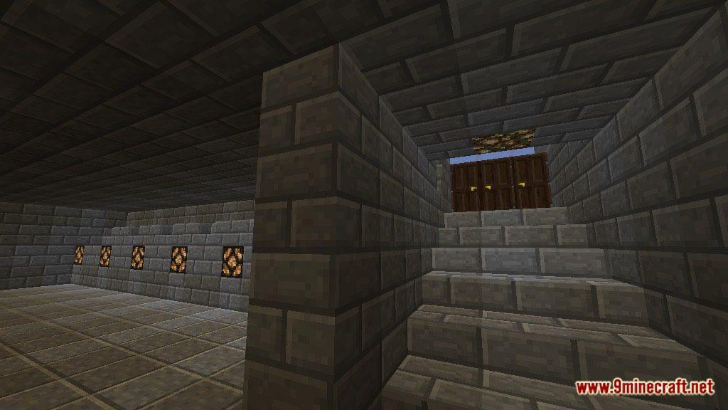 Modern Secret House Map Screenshots 10