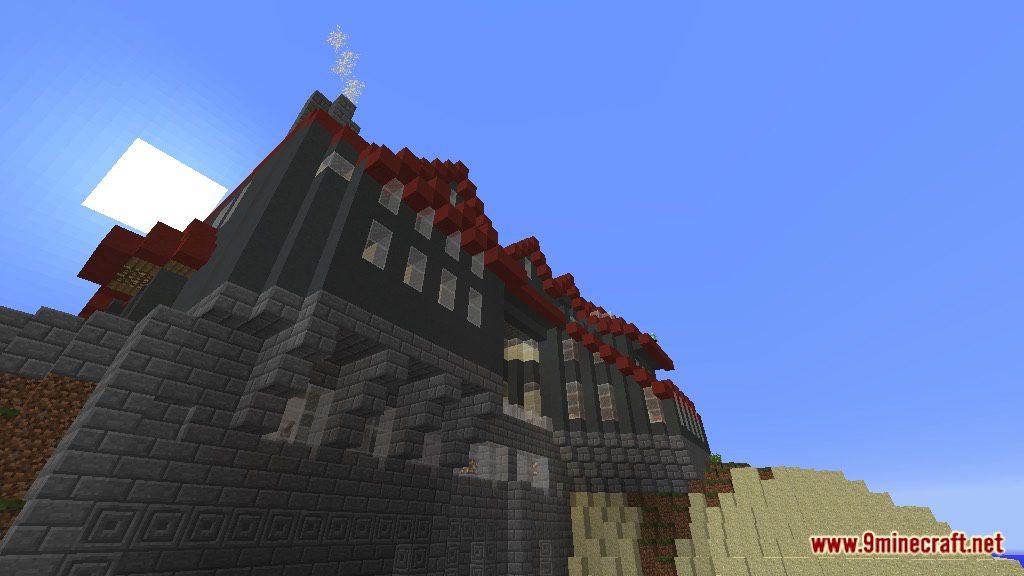 Modern Secret House Map Screenshots 11