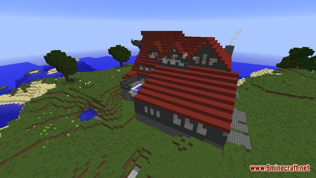Modern Secret House Map Screenshots 12