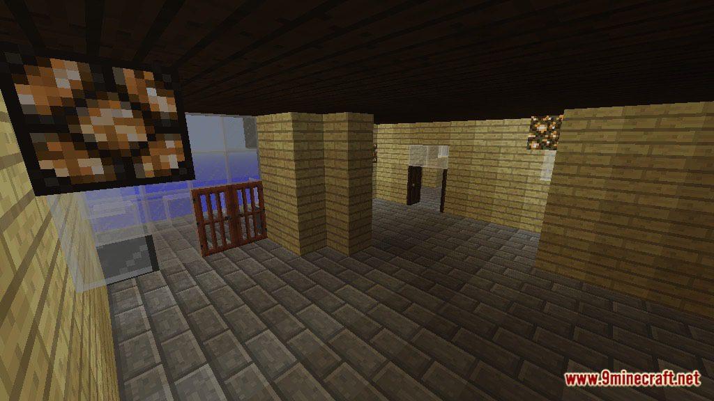 Modern Secret House Map Screenshots 3