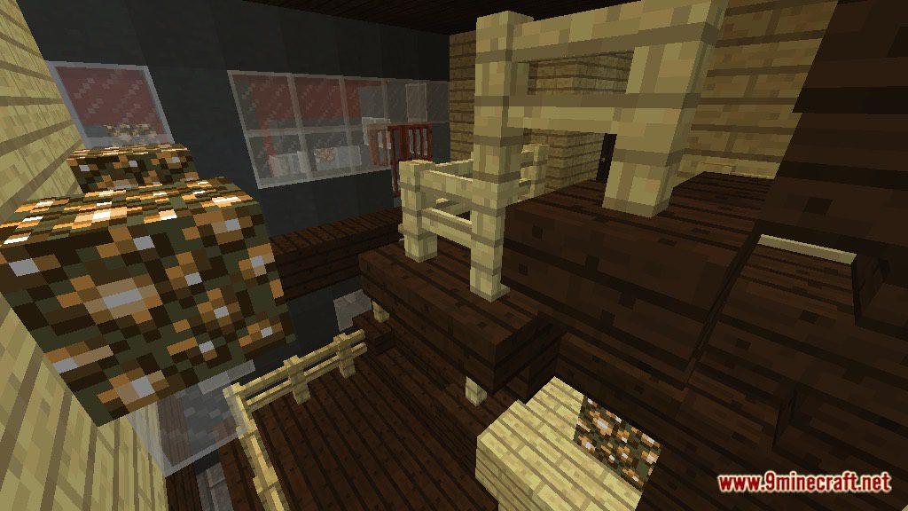 Modern Secret House Map Screenshots 6