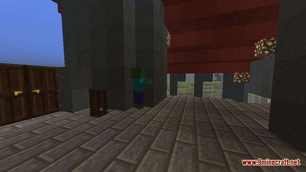 Modern Secret House Map Screenshots 7