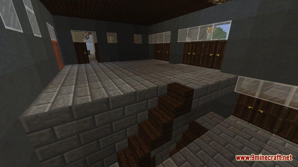 Modern Secret House Map Screenshots 8