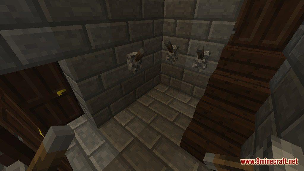 Modern Secret House Map Screenshots 9