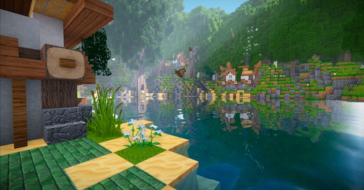 NatureCraft HD Realism Resource Pack Screenshots 6