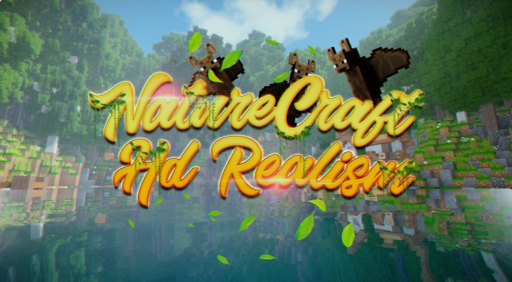 NatureCraft HD Realism Resource Pack