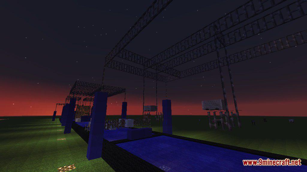 Ninja Warrior – Grassland Finals Map Screenshots 7
