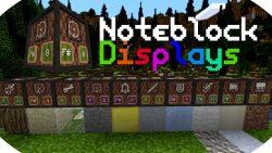 Note-Block Displays Resource Pack