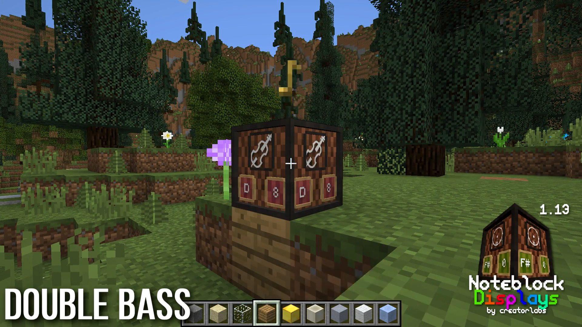 Note-Block Displays Resource Pack Screenshots 5