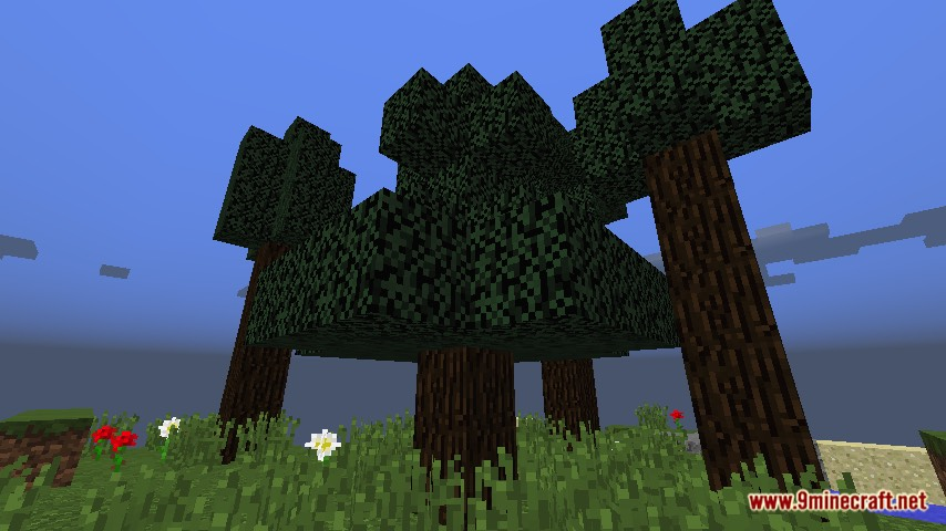 One Chunk Survival Map Screenshots 10
