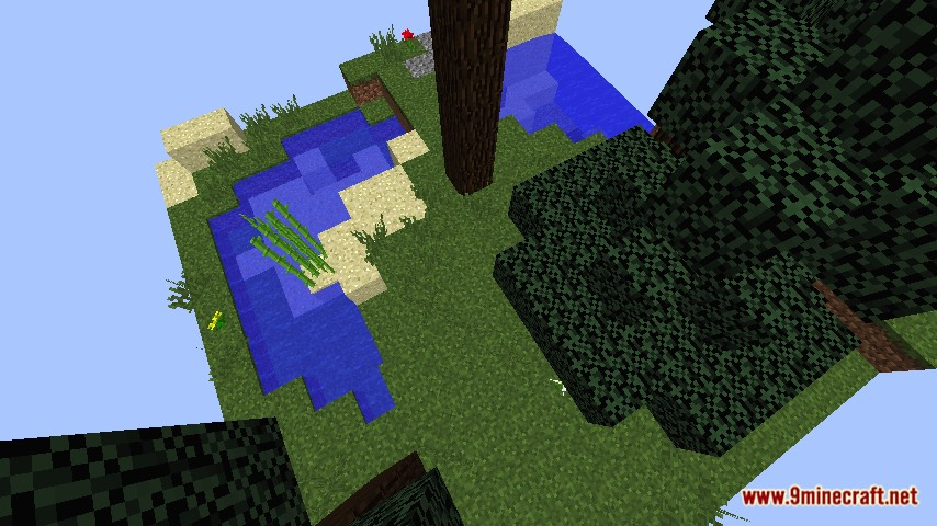 One Chunk Survival Map Screenshots 2