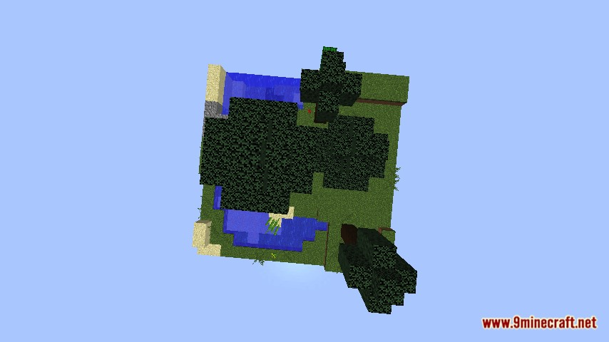 One Chunk Survival Map Screenshots 9