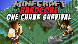 One Chunk Survival Map Thumbnail