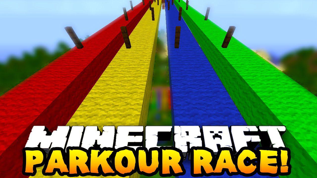 Parkour Race Map Thumbnail