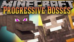 Progressive Bosses Mod