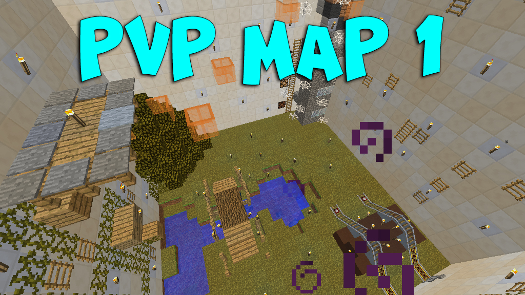 PvP Map 1 Map Description