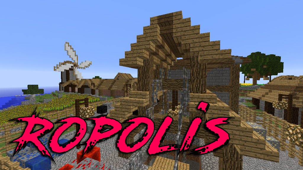 Ropolis Map Thumbnail