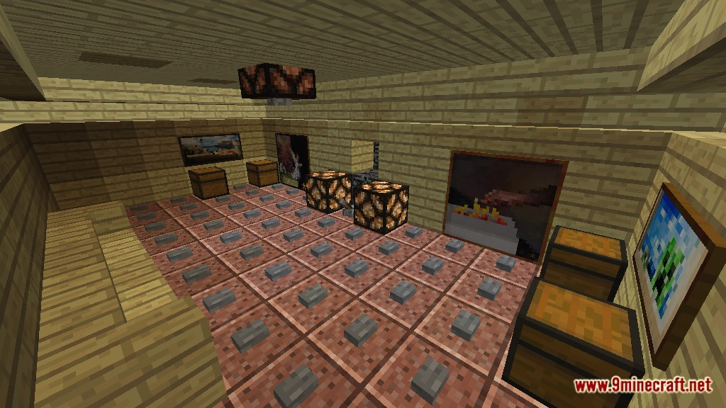 Small Rooms But Big Challenge Map Screenshots 8