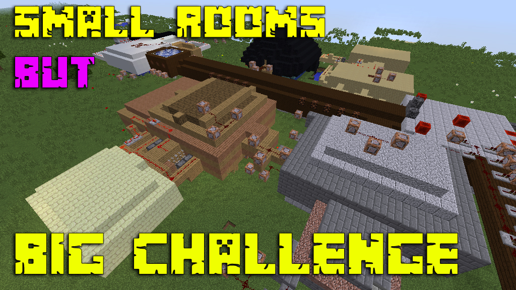 Small Rooms But Big Challenge Map Thumbnail