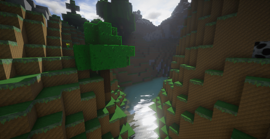 Smooth Land Resource Pack