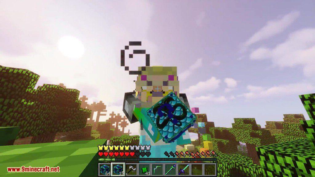 Snake Lucky Block Mod Screenshots 12