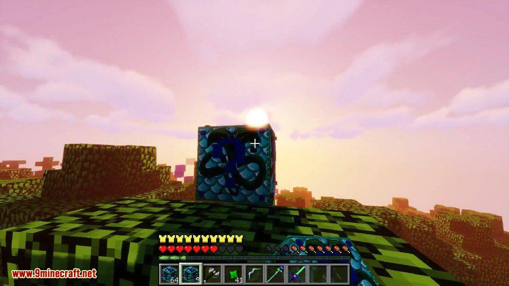 Snake Lucky Block Mod Screenshots 13