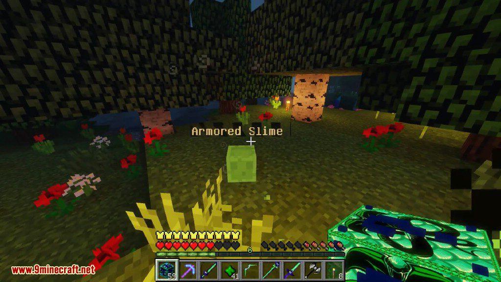 Snake Lucky Block Mod Screenshots 16