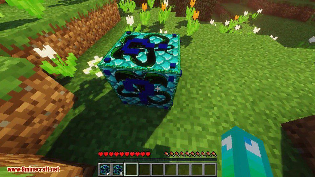 Snake Lucky Block Mod Screenshots 2