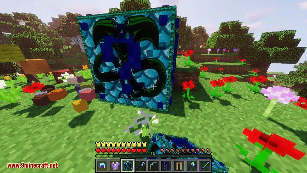 Snake Lucky Block Mod Screenshots 22