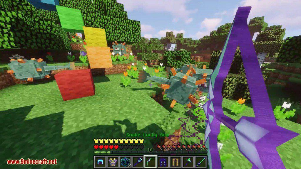 Snake Lucky Block Mod Screenshots 23
