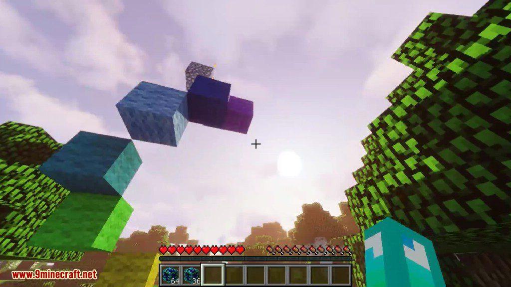 Snake Lucky Block Mod Screenshots 3