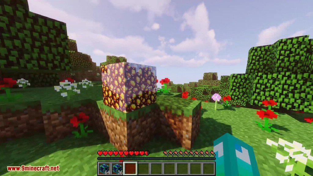 Snake Lucky Block Mod Screenshots 4