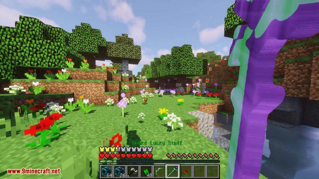 Snake Lucky Block Mod Screenshots 8