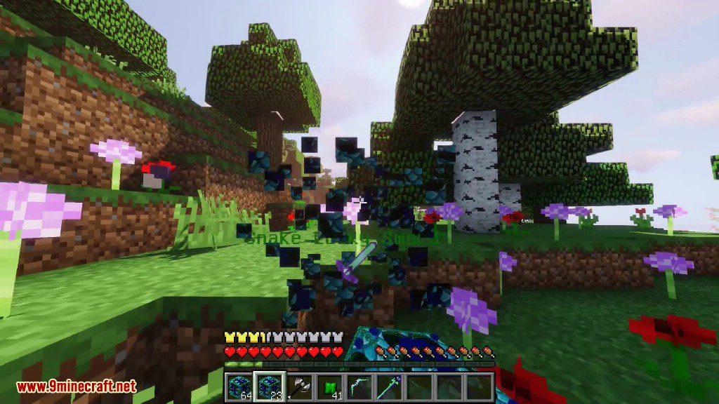 Snake Lucky Block Mod Screenshots 9