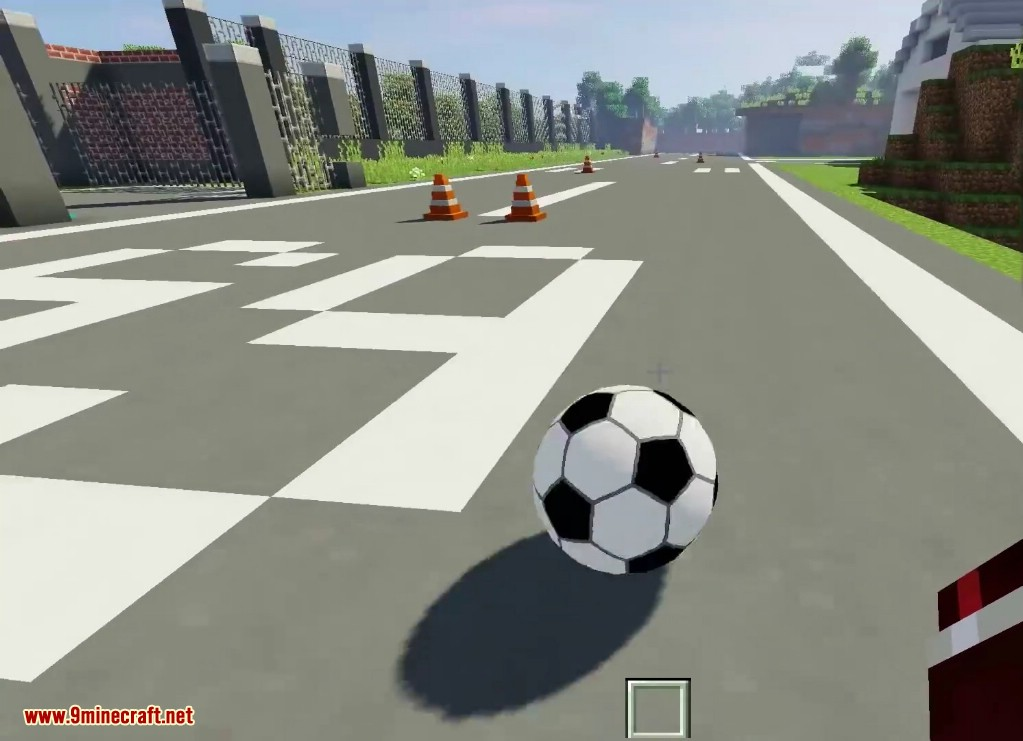 Soccer Mod Screenshots 1