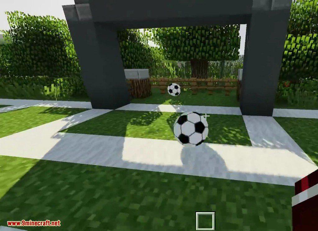 Soccer Mod Screenshots 5