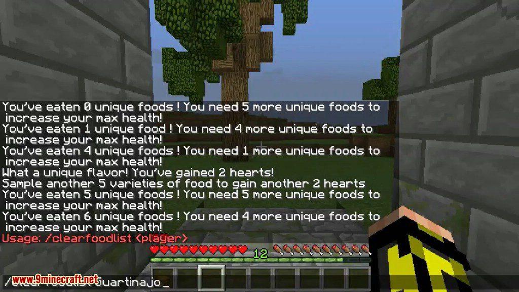 Spice of Life Carrot Edition Mod Screenshots 4