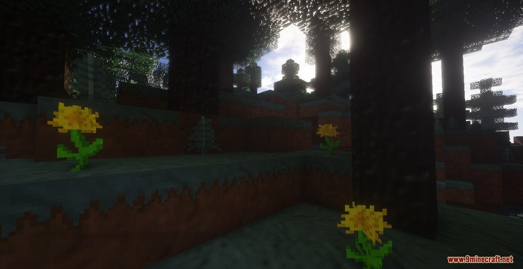 SpiderCraft Resource Pack Screenshots 5