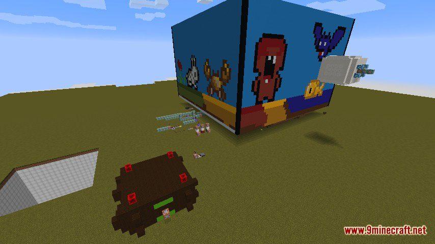 SpleefRunners – Mini-Game Map Screenshots 11