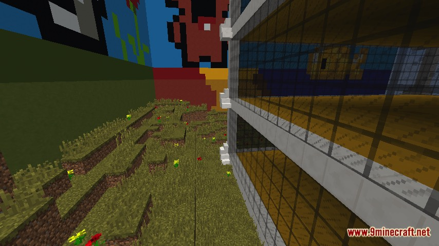 SpleefRunners – Mini-Game Map Screenshots 4